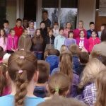 68. Fenntarthatósági Témahét, X.- Kánonban énekeltünk a természet szeretetéről